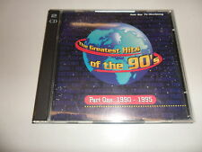 Cd   Various  – The Greatest Hits Of The 90's - Part One: 1990-1995