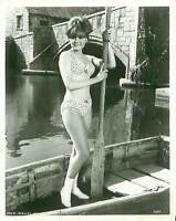 Deborah Walley Vintage MGM Movie Photo with 2001 Obituary News Article