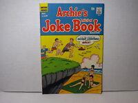 "Archie Series Comic ""Archies Laugh-in Joke Book #129"" (1968) (Fine+)"