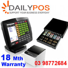 All in One Touch Screen Point of Sale System POS software for Restaurant Cafe