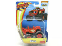 Fisher Price Nickelodeon Blaze and the Monster Machines Diecast Truck Ages 3+