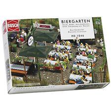 Busch 1046, Biergarten, H0 Modellwelten Bausatz, Modell 1:87