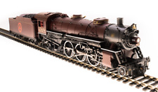 Broadway Limited 5601 Light Pacific 4-6-2, Chicago & Alton #657, Tuscan Scheme