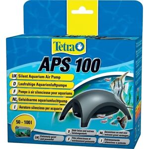 Tetra Tec Pump Air Aps 100 Black
