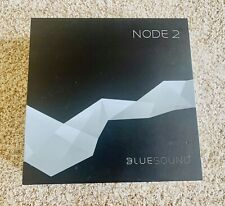 Bluesound NODE 2 Hi-Res Music Streamer - Black