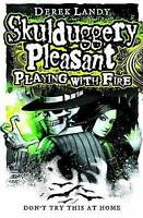 Playing with Fire (Skulduggery Pleasant - book 2, Derek Landy, New