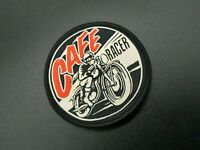 Patch Cafe Racer Moto Club Parche iron Race Racing planchar Custom Vintage sew