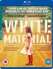 WHITE MATERIAL - BLU-RAY - REGION B UK