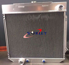 For FORD Falcon XA XB XC FAIRLANE ZF ZG 6 cyl 1972-1977 Aluminum radiator AT/MT
