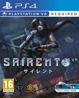 Sairento VR PS4 PlayStation