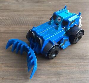 Transformers Thunderhoof Robots in Disguise RID Three 3 Step Changers Figure