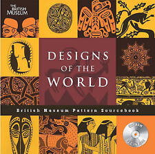 Designs of the World (British Museum Pattern Books)-ExLibrary