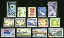 Cook Islands   1967   Scott # 179-191    Mint Lightly Hinged Set