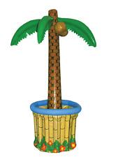 170cm/5'7 Inflatable Palm Tree Drinks Beer Cooler Luau Hawaiian Beach Pool Party