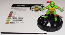Raphael Ff001 Teenage Mutant Ninja 3 Turtles Shredder's Return HeroClix