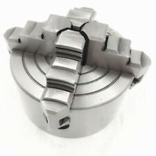 """125mm Lathe Chuck 5"""" 4Jaw Independent Reversible Chuck CNC Metalworking Tool"""