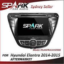"7"" SP GPS DVD SAT NAV IPOD BLUETOOTH USB SD  RADIO FOR HYUNDAI ELANTRA 2014-2015"