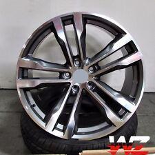 "20"" Wheels 468 Style Rims fits BMW X5 X6 XDrive 35d 30I 50I Gunmetal Machined"