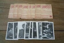 Somportex John Drake Dangerman Cards -1966 - VGC - Pick The Cards You Need!!