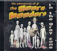 The Adventures Of Genre Benders In The Gray Zone Music CD New Sealed Rare 2000