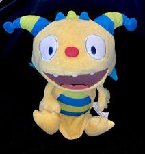 """Disney Junior Yellow Monster Henry Hugglemonster 16"""" Large Plush Toy X9"""