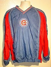 Chicago Cubs mens Large windbreaker jacket new with tags