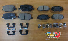 2015-2019 Jeep Renegade Replacement Front and Rear Brake Pads New Mopar OEM