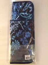 Vera Bradley Java Floral Curling and Flat Iron Cover - NWT