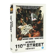 Across 110th street (1972) DVD - Anthony Quinn (New *Sealed *All Region)