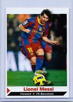 """RARE"" LIONEL MESSI 2011 SPORTS ILLUSTRATED SOCCER CARD #51 W/H TOP LOADER!"