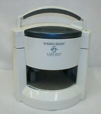 Black and Decker White Lids Off Automatic Jar Opener - Adjustable - Excellent
