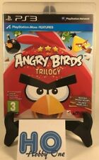 Angry Birds - Trilogy - playstation 3 / ps3 - PAL / FR - Complet - TBE