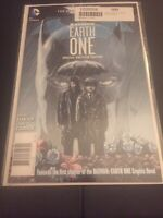 Batman Earth One #1  Special  Preview Edition