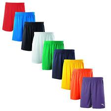 PUMA Polyester Regular Big & Tall Shorts for Men