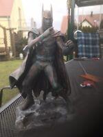 batman statue, vinyl, custom  ca 30 cm