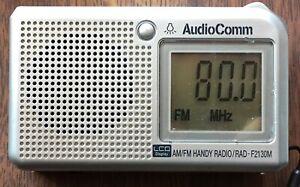 AudioComm RAD-F2130M Pocket RADIO