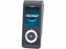 auvisio DMP-320.bt V2 Bluetooth MP3 MP4 Video Player 16GB MicroSD Card Radio