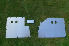 Floor Plates Panels 3mm thick for Land Rover Series 1 one 80 inch 1948 - 1953
