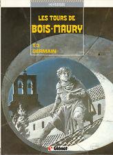 HERMANN. Tours de Bois-Maury 3. Germain. Glénat 1986