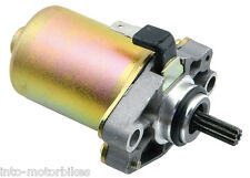 moteur de démarreur ROBUSTE POUR APRILIA SR50 DI TECH 2002 - 2003
