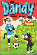 THE DANDY BOOK 1984 / FINE / UNCLIPPED.