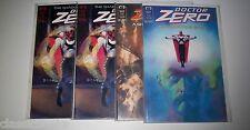 Doc Zero 1 to 3, Powerline 1-2, St George #1 (shadow-line Saga)