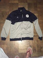 Nike Elite Jordan Georgetown Hoyas Basketball Warmup Jacket Mens Large DriFit