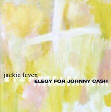 Jackie Leven - Elegy for Johnny Cash [New CD] UK - Import