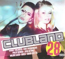 Various - Clubland 28 (3xCD 2015) Avicii; L'Tric; Afrojack; Faithless' Zedd