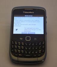 BlackBerry Curve 9330 - Black / Silver Sprint Smartphone Unknown Esn
