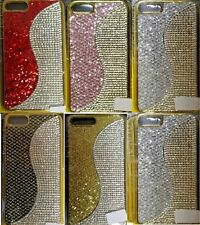 Apple  iPhone Glitter Crystal Back Case  for  iPhone  7 and 7 Plus