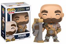 Braum League of Legends Pop! Games Funko NIB new in box 04
