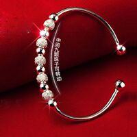 Gift Women Jewelry Fashion New Open Crystal Bracelet Rhinestone Bangle
