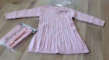 Tutto Piccolo 2tlg. SET Kleid & Strumpfhose Gr.92 (24-36) 57€ NEU mit Etikett